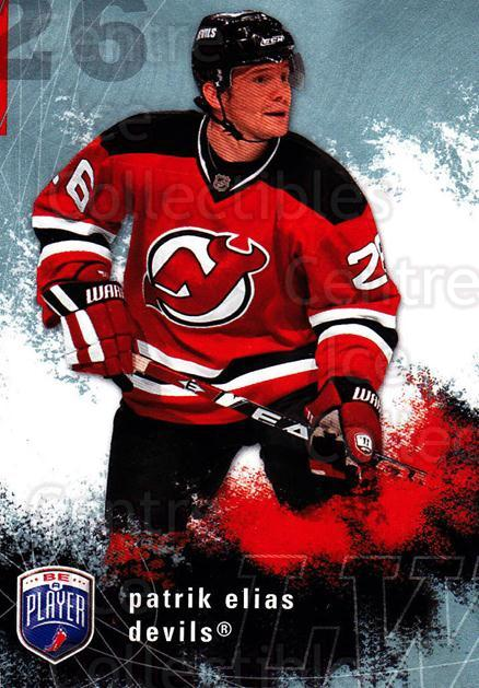 2007-08 Be A Player #116 Patrik Elias<br/>3 In Stock - $1.00 each - <a href=https://centericecollectibles.foxycart.com/cart?name=2007-08%20Be%20A%20Player%20%23116%20Patrik%20Elias...&quantity_max=3&price=$1.00&code=134156 class=foxycart> Buy it now! </a>