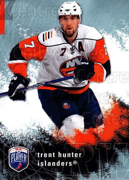 2007-08 Be A Player #124 Trent Hunter<br/>4 In Stock - $1.00 each - <a href=https://centericecollectibles.foxycart.com/cart?name=2007-08%20Be%20A%20Player%20%23124%20Trent%20Hunter...&quantity_max=4&price=$1.00&code=134165 class=foxycart> Buy it now! </a>