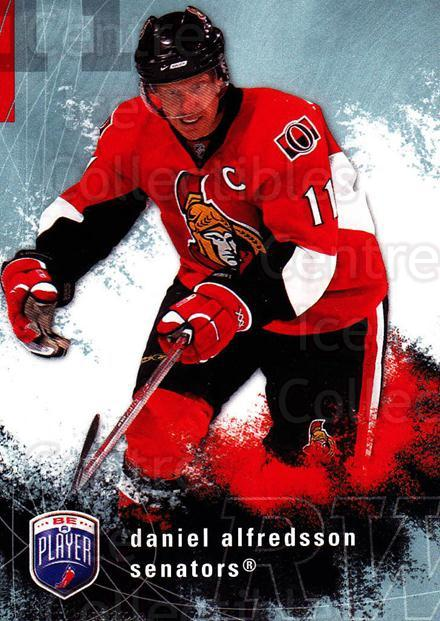 2007-08 Be A Player #138 Daniel Alfredsson<br/>4 In Stock - $1.00 each - <a href=https://centericecollectibles.foxycart.com/cart?name=2007-08%20Be%20A%20Player%20%23138%20Daniel%20Alfredss...&quantity_max=4&price=$1.00&code=134179 class=foxycart> Buy it now! </a>