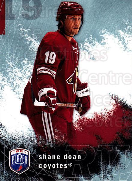 2007-08 Be A Player #149 Shane Doan<br/>4 In Stock - $1.00 each - <a href=https://centericecollectibles.foxycart.com/cart?name=2007-08%20Be%20A%20Player%20%23149%20Shane%20Doan...&quantity_max=4&price=$1.00&code=134191 class=foxycart> Buy it now! </a>