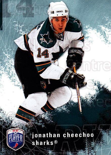 2007-08 Be A Player #164 Jonathan Cheechoo<br/>3 In Stock - $1.00 each - <a href=https://centericecollectibles.foxycart.com/cart?name=2007-08%20Be%20A%20Player%20%23164%20Jonathan%20Cheech...&quantity_max=3&price=$1.00&code=134208 class=foxycart> Buy it now! </a>