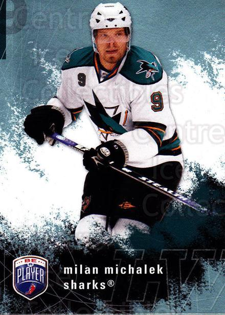2007-08 Be A Player #165 Milan Michalek<br/>4 In Stock - $1.00 each - <a href=https://centericecollectibles.foxycart.com/cart?name=2007-08%20Be%20A%20Player%20%23165%20Milan%20Michalek...&quantity_max=4&price=$1.00&code=134209 class=foxycart> Buy it now! </a>
