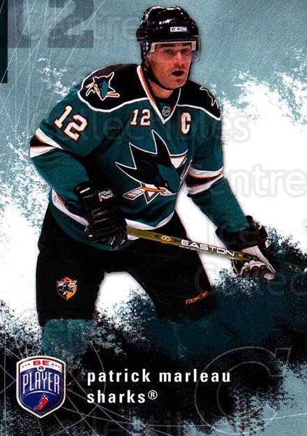 2007-08 Be A Player #167 Patrick Marleau<br/>4 In Stock - $1.00 each - <a href=https://centericecollectibles.foxycart.com/cart?name=2007-08%20Be%20A%20Player%20%23167%20Patrick%20Marleau...&quantity_max=4&price=$1.00&code=134211 class=foxycart> Buy it now! </a>