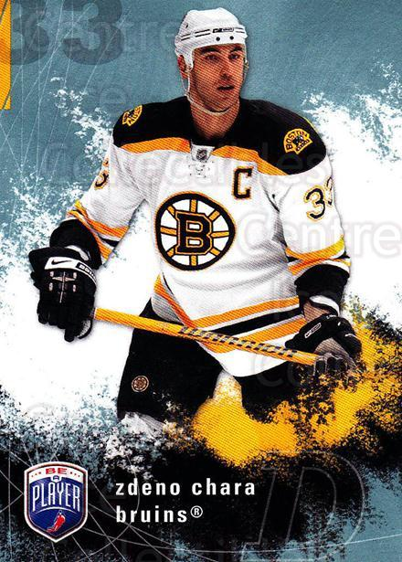 2007-08 Be A Player #17 Zdeno Chara<br/>3 In Stock - $1.00 each - <a href=https://centericecollectibles.foxycart.com/cart?name=2007-08%20Be%20A%20Player%20%2317%20Zdeno%20Chara...&quantity_max=3&price=$1.00&code=134214 class=foxycart> Buy it now! </a>