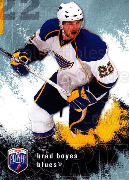 2007-08 Be A Player #171 Brad Boyes<br/>4 In Stock - $1.00 each - <a href=https://centericecollectibles.foxycart.com/cart?name=2007-08%20Be%20A%20Player%20%23171%20Brad%20Boyes...&quantity_max=4&price=$1.00&code=134216 class=foxycart> Buy it now! </a>