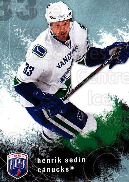 2007-08 Be A Player #194 Henrik Sedin<br/>4 In Stock - $2.00 each - <a href=https://centericecollectibles.foxycart.com/cart?name=2007-08%20Be%20A%20Player%20%23194%20Henrik%20Sedin...&quantity_max=4&price=$2.00&code=134241 class=foxycart> Buy it now! </a>