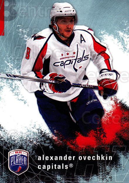 2007-08 Be A Player #195 Alexander Ovechkin<br/>3 In Stock - $3.00 each - <a href=https://centericecollectibles.foxycart.com/cart?name=2007-08%20Be%20A%20Player%20%23195%20Alexander%20Ovech...&quantity_max=3&price=$3.00&code=134242 class=foxycart> Buy it now! </a>