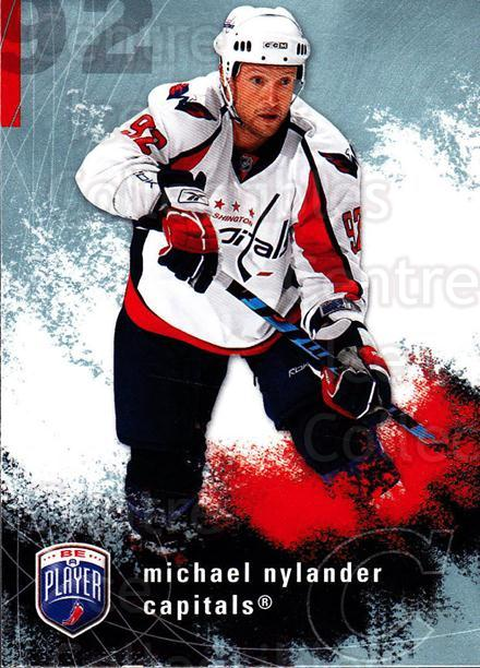 2007-08 Be A Player #197 Michael Nylander<br/>4 In Stock - $1.00 each - <a href=https://centericecollectibles.foxycart.com/cart?name=2007-08%20Be%20A%20Player%20%23197%20Michael%20Nylande...&quantity_max=4&price=$1.00&code=134244 class=foxycart> Buy it now! </a>