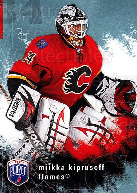 2007-08 Be A Player #27 Miikka Kiprusoff<br/>2 In Stock - $2.00 each - <a href=https://centericecollectibles.foxycart.com/cart?name=2007-08%20Be%20A%20Player%20%2327%20Miikka%20Kiprusof...&quantity_max=2&price=$2.00&code=134255 class=foxycart> Buy it now! </a>