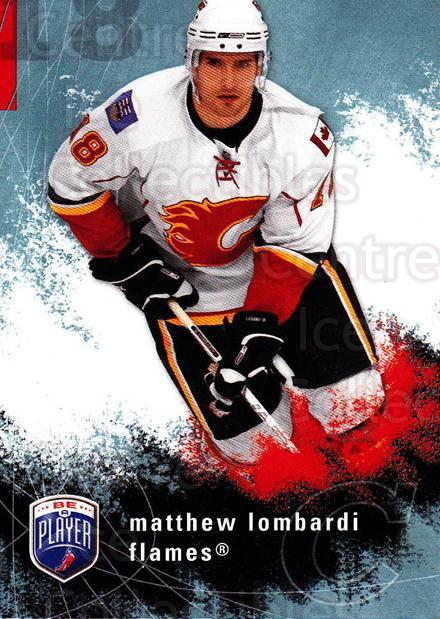 2007-08 Be A Player #33 Matthew Lombardi<br/>4 In Stock - $1.00 each - <a href=https://centericecollectibles.foxycart.com/cart?name=2007-08%20Be%20A%20Player%20%2333%20Matthew%20Lombard...&quantity_max=4&price=$1.00&code=134261 class=foxycart> Buy it now! </a>