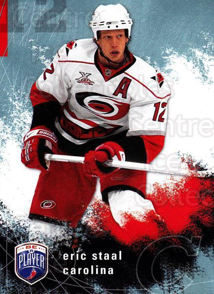 2007-08 Be A Player #35 Eric Staal<br/>4 In Stock - $1.00 each - <a href=https://centericecollectibles.foxycart.com/cart?name=2007-08%20Be%20A%20Player%20%2335%20Eric%20Staal...&quantity_max=4&price=$1.00&code=134263 class=foxycart> Buy it now! </a>