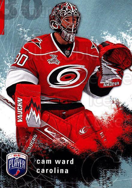 2007-08 Be A Player #37 Cam Ward<br/>3 In Stock - $1.00 each - <a href=https://centericecollectibles.foxycart.com/cart?name=2007-08%20Be%20A%20Player%20%2337%20Cam%20Ward...&quantity_max=3&price=$1.00&code=134265 class=foxycart> Buy it now! </a>