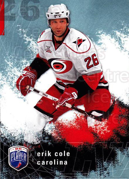 2007-08 Be A Player #40 Erik Cole<br/>4 In Stock - $1.00 each - <a href=https://centericecollectibles.foxycart.com/cart?name=2007-08%20Be%20A%20Player%20%2340%20Erik%20Cole...&quantity_max=4&price=$1.00&code=134268 class=foxycart> Buy it now! </a>