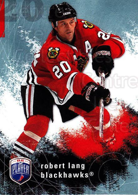 2007-08 Be A Player #45 Robert Lang<br/>2 In Stock - $1.00 each - <a href=https://centericecollectibles.foxycart.com/cart?name=2007-08%20Be%20A%20Player%20%2345%20Robert%20Lang...&quantity_max=2&price=$1.00&code=134273 class=foxycart> Buy it now! </a>