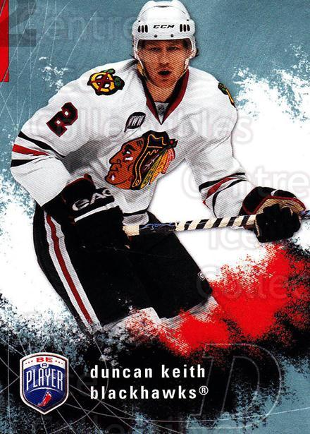 2007-08 Be A Player #47 Duncan Keith<br/>3 In Stock - $2.00 each - <a href=https://centericecollectibles.foxycart.com/cart?name=2007-08%20Be%20A%20Player%20%2347%20Duncan%20Keith...&quantity_max=3&price=$2.00&code=134275 class=foxycart> Buy it now! </a>