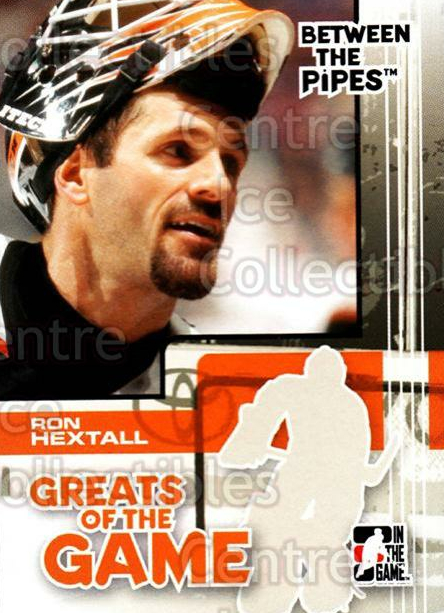 2007-08 Between The Pipes #86 Ron Hextall<br/>31 In Stock - $1.00 each - <a href=https://centericecollectibles.foxycart.com/cart?name=2007-08%20Between%20The%20Pipes%20%2386%20Ron%20Hextall...&quantity_max=31&price=$1.00&code=134369 class=foxycart> Buy it now! </a>