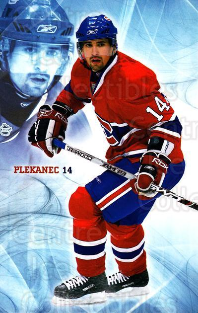 2007-08 Montreal Canadiens Postcards #12 Tomas Plekanec<br/>1 In Stock - $3.00 each - <a href=https://centericecollectibles.foxycart.com/cart?name=2007-08%20Montreal%20Canadiens%20Postcards%20%2312%20Tomas%20Plekanec...&quantity_max=1&price=$3.00&code=134484 class=foxycart> Buy it now! </a>