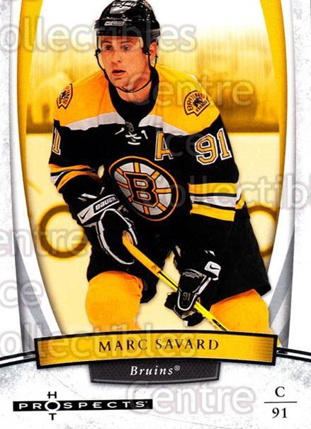 2007-08 Hot Prospects #49 Marc Savard<br/>8 In Stock - $1.00 each - <a href=https://centericecollectibles.foxycart.com/cart?name=2007-08%20Hot%20Prospects%20%2349%20Marc%20Savard...&quantity_max=8&price=$1.00&code=134986 class=foxycart> Buy it now! </a>