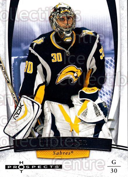 2007-08 Hot Prospects #85 Ryan Miller<br/>8 In Stock - $1.00 each - <a href=https://centericecollectibles.foxycart.com/cart?name=2007-08%20Hot%20Prospects%20%2385%20Ryan%20Miller...&quantity_max=8&price=$1.00&code=135023 class=foxycart> Buy it now! </a>