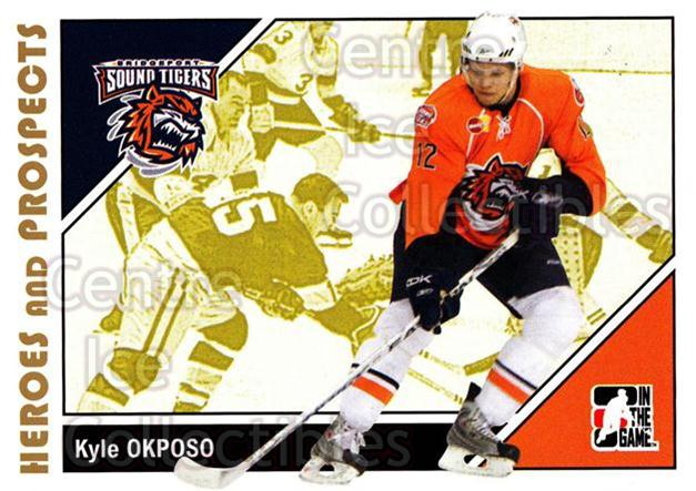 2007-08 ITG Heroes and Prospects #141 Kyle Okposo<br/>20 In Stock - $1.00 each - <a href=https://centericecollectibles.foxycart.com/cart?name=2007-08%20ITG%20Heroes%20and%20Prospects%20%23141%20Kyle%20Okposo...&price=$1.00&code=135042 class=foxycart> Buy it now! </a>