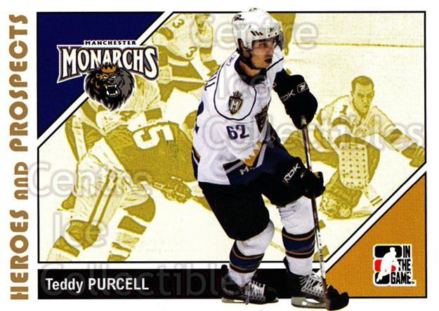 2007-08 ITG Heroes and Prospects #142 Teddy Purcell<br/>23 In Stock - $1.00 each - <a href=https://centericecollectibles.foxycart.com/cart?name=2007-08%20ITG%20Heroes%20and%20Prospects%20%23142%20Teddy%20Purcell...&price=$1.00&code=135043 class=foxycart> Buy it now! </a>