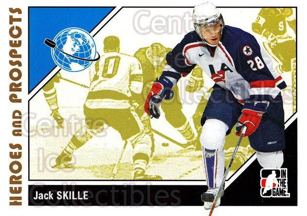 2007-08 ITG Heroes and Prospects #16 Jack Skille<br/>21 In Stock - $1.00 each - <a href=https://centericecollectibles.foxycart.com/cart?name=2007-08%20ITG%20Heroes%20and%20Prospects%20%2316%20Jack%20Skille...&price=$1.00&code=135060 class=foxycart> Buy it now! </a>