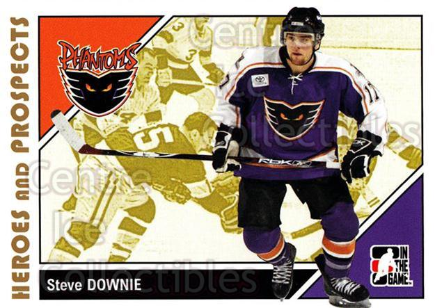 2007-08 ITG Heroes and Prospects #160 Steve Downie<br/>23 In Stock - $1.00 each - <a href=https://centericecollectibles.foxycart.com/cart?name=2007-08%20ITG%20Heroes%20and%20Prospects%20%23160%20Steve%20Downie...&price=$1.00&code=135061 class=foxycart> Buy it now! </a>