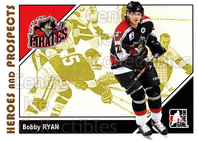 2007-08 ITG Heroes and Prospects #24 Bobby Ryan<br/>21 In Stock - $1.00 each - <a href=https://centericecollectibles.foxycart.com/cart?name=2007-08%20ITG%20Heroes%20and%20Prospects%20%2324%20Bobby%20Ryan...&price=$1.00&code=135095 class=foxycart> Buy it now! </a>