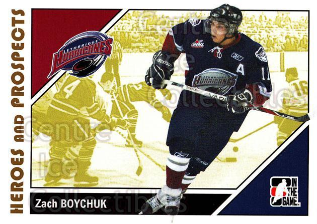 2007-08 ITG Heroes and Prospects #65 Zach Boychuk<br/>21 In Stock - $1.00 each - <a href=https://centericecollectibles.foxycart.com/cart?name=2007-08%20ITG%20Heroes%20and%20Prospects%20%2365%20Zach%20Boychuk...&price=$1.00&code=135139 class=foxycart> Buy it now! </a>