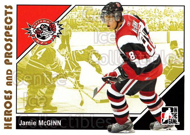 2007-08 ITG Heroes and Prospects #78 Jamie McGinn<br/>22 In Stock - $1.00 each - <a href=https://centericecollectibles.foxycart.com/cart?name=2007-08%20ITG%20Heroes%20and%20Prospects%20%2378%20Jamie%20McGinn...&price=$1.00&code=135153 class=foxycart> Buy it now! </a>