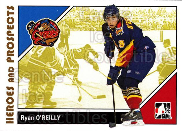 2007-08 ITG Heroes and Prospects #83 Ryan O'Reilly<br/>21 In Stock - $1.00 each - <a href=https://centericecollectibles.foxycart.com/cart?name=2007-08%20ITG%20Heroes%20and%20Prospects%20%2383%20Ryan%20O'Reilly...&price=$1.00&code=135158 class=foxycart> Buy it now! </a>