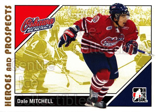 2007-08 ITG Heroes and Prospects #84 Dale Mitchell<br/>22 In Stock - $1.00 each - <a href=https://centericecollectibles.foxycart.com/cart?name=2007-08%20ITG%20Heroes%20and%20Prospects%20%2384%20Dale%20Mitchell...&price=$1.00&code=135159 class=foxycart> Buy it now! </a>