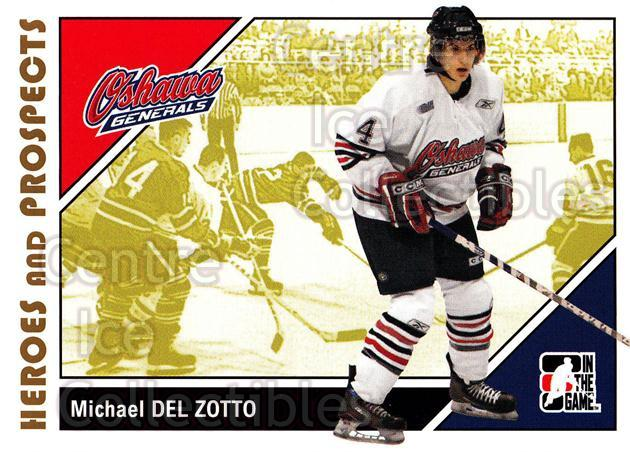 2007-08 ITG Heroes and Prospects #88 Michael Del Zotto<br/>22 In Stock - $1.00 each - <a href=https://centericecollectibles.foxycart.com/cart?name=2007-08%20ITG%20Heroes%20and%20Prospects%20%2388%20Michael%20Del%20Zot...&price=$1.00&code=135162 class=foxycart> Buy it now! </a>