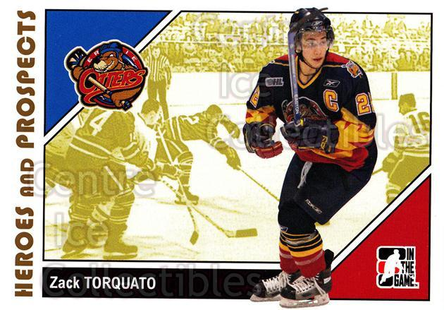 2007-08 ITG Heroes and Prospects #90 Zack Torquato<br/>21 In Stock - $1.00 each - <a href=https://centericecollectibles.foxycart.com/cart?name=2007-08%20ITG%20Heroes%20and%20Prospects%20%2390%20Zack%20Torquato...&price=$1.00&code=135165 class=foxycart> Buy it now! </a>