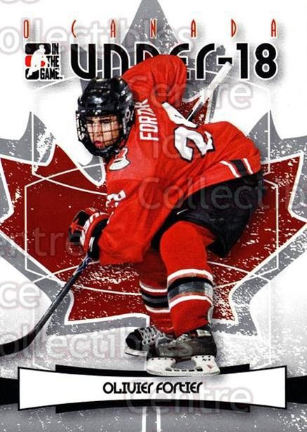 2007-08 ITG O Canada #15 Olivier Fortier<br/>6 In Stock - $1.00 each - <a href=https://centericecollectibles.foxycart.com/cart?name=2007-08%20ITG%20O%20Canada%20%2315%20Olivier%20Fortier...&quantity_max=6&price=$1.00&code=135181 class=foxycart> Buy it now! </a>