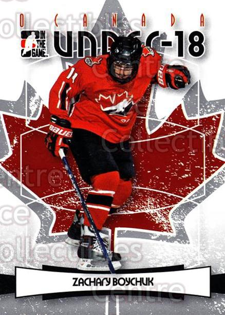2007-08 ITG O Canada #20 Zach Boychuk<br/>6 In Stock - $1.00 each - <a href=https://centericecollectibles.foxycart.com/cart?name=2007-08%20ITG%20O%20Canada%20%2320%20Zach%20Boychuk...&quantity_max=6&price=$1.00&code=135187 class=foxycart> Buy it now! </a>