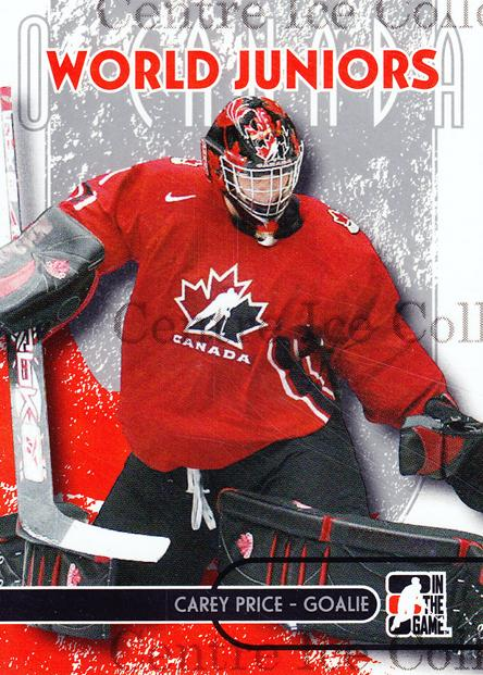 2007-08 ITG O Canada #59 Carey Price<br/>43 In Stock - $3.00 each - <a href=https://centericecollectibles.foxycart.com/cart?name=2007-08%20ITG%20O%20Canada%20%2359%20Carey%20Price...&quantity_max=43&price=$3.00&code=135228 class=foxycart> Buy it now! </a>