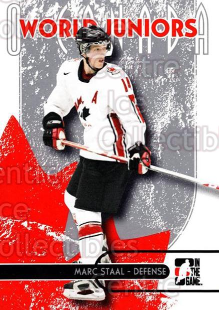 2007-08 ITG O Canada #62 Marc Staal<br/>8 In Stock - $1.00 each - <a href=https://centericecollectibles.foxycart.com/cart?name=2007-08%20ITG%20O%20Canada%20%2362%20Marc%20Staal...&quantity_max=8&price=$1.00&code=135232 class=foxycart> Buy it now! </a>