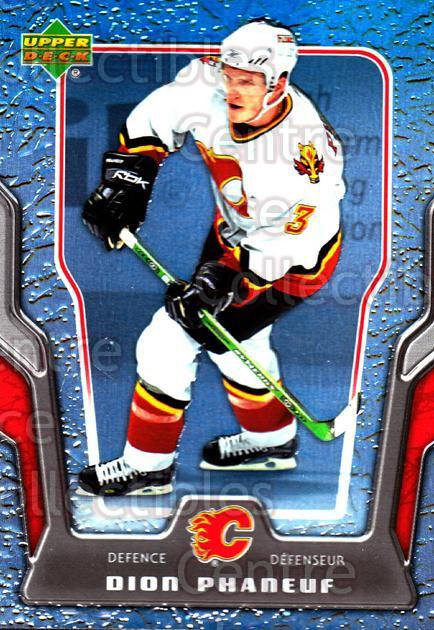 2007-08 McDonalds Upper Deck #45 Dion Phaneuf<br/>5 In Stock - $1.00 each - <a href=https://centericecollectibles.foxycart.com/cart?name=2007-08%20McDonalds%20Upper%20Deck%20%2345%20Dion%20Phaneuf...&price=$1.00&code=135418 class=foxycart> Buy it now! </a>