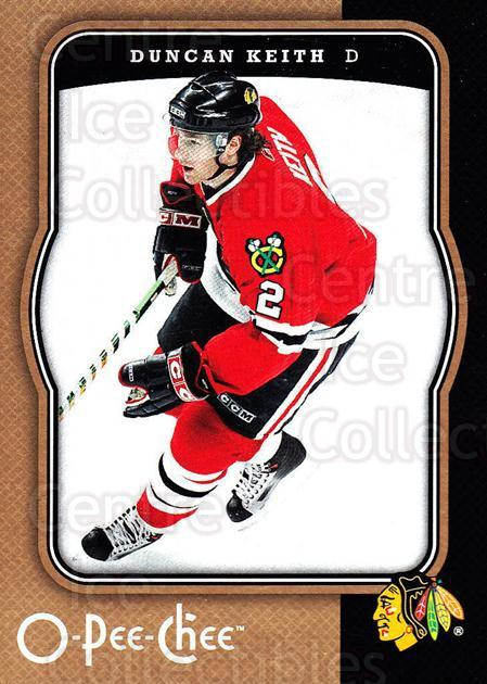 2007-08 O-Pee-Chee #103 Duncan Keith<br/>4 In Stock - $2.00 each - <a href=https://centericecollectibles.foxycart.com/cart?name=2007-08%20O-Pee-Chee%20%23103%20Duncan%20Keith...&quantity_max=4&price=$2.00&code=135456 class=foxycart> Buy it now! </a>