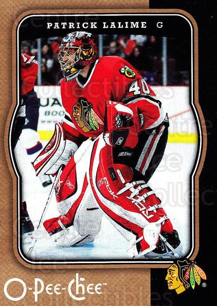 2007-08 O-Pee-Chee #108 Patrick Lalime<br/>6 In Stock - $1.00 each - <a href=https://centericecollectibles.foxycart.com/cart?name=2007-08%20O-Pee-Chee%20%23108%20Patrick%20Lalime...&quantity_max=6&price=$1.00&code=135461 class=foxycart> Buy it now! </a>