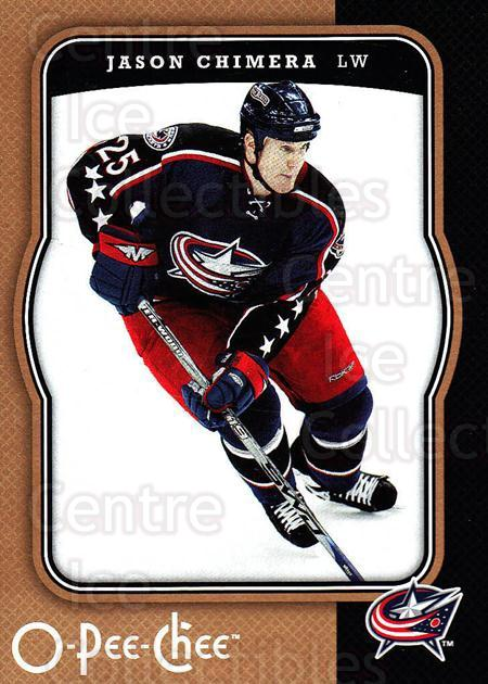 2007-08 O-Pee-Chee #139 Jason Chimera<br/>5 In Stock - $1.00 each - <a href=https://centericecollectibles.foxycart.com/cart?name=2007-08%20O-Pee-Chee%20%23139%20Jason%20Chimera...&quantity_max=5&price=$1.00&code=135495 class=foxycart> Buy it now! </a>