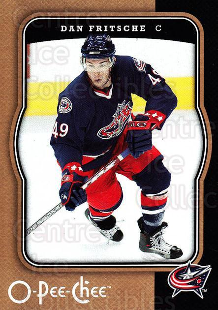 2007-08 O-Pee-Chee #143 Dan Fritsche<br/>2 In Stock - $1.00 each - <a href=https://centericecollectibles.foxycart.com/cart?name=2007-08%20O-Pee-Chee%20%23143%20Dan%20Fritsche...&quantity_max=2&price=$1.00&code=135500 class=foxycart> Buy it now! </a>