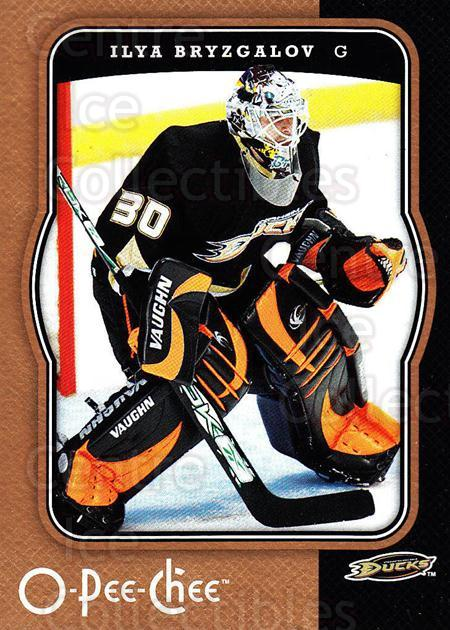 2007-08 O-Pee-Chee #15 Ilya Bryzgalov<br/>4 In Stock - $1.00 each - <a href=https://centericecollectibles.foxycart.com/cart?name=2007-08%20O-Pee-Chee%20%2315%20Ilya%20Bryzgalov...&quantity_max=4&price=$1.00&code=135507 class=foxycart> Buy it now! </a>