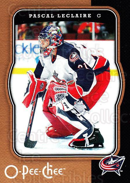 2007-08 O-Pee-Chee #150 Pascal Leclaire<br/>6 In Stock - $1.00 each - <a href=https://centericecollectibles.foxycart.com/cart?name=2007-08%20O-Pee-Chee%20%23150%20Pascal%20Leclaire...&quantity_max=6&price=$1.00&code=135508 class=foxycart> Buy it now! </a>