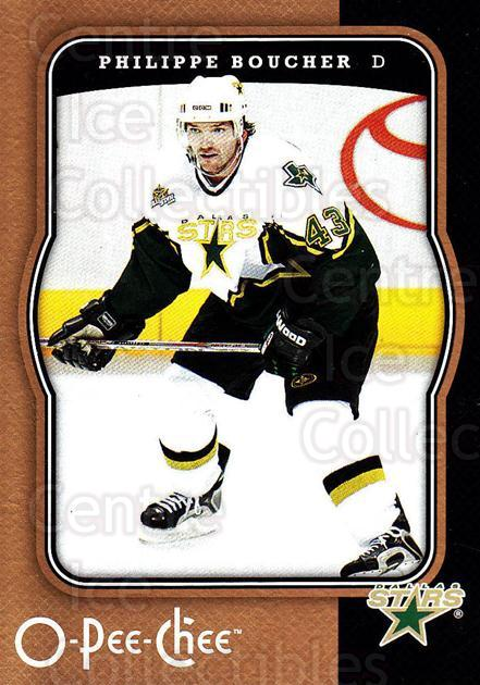 2007-08 O-Pee-Chee #155 Philippe Boucher<br/>5 In Stock - $1.00 each - <a href=https://centericecollectibles.foxycart.com/cart?name=2007-08%20O-Pee-Chee%20%23155%20Philippe%20Bouche...&quantity_max=5&price=$1.00&code=135513 class=foxycart> Buy it now! </a>