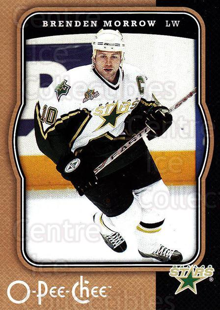 2007-08 O-Pee-Chee #159 Brenden Morrow<br/>5 In Stock - $1.00 each - <a href=https://centericecollectibles.foxycart.com/cart?name=2007-08%20O-Pee-Chee%20%23159%20Brenden%20Morrow...&quantity_max=5&price=$1.00&code=135517 class=foxycart> Buy it now! </a>