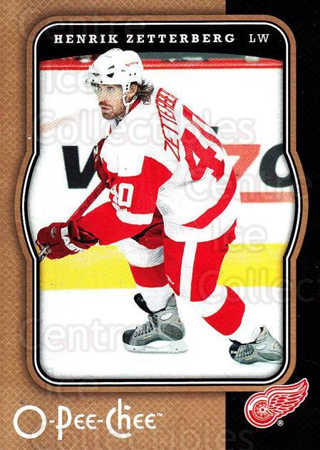 2007-08 O-Pee-Chee #173 Henrik Zetterberg<br/>3 In Stock - $2.00 each - <a href=https://centericecollectibles.foxycart.com/cart?name=2007-08%20O-Pee-Chee%20%23173%20Henrik%20Zetterbe...&quantity_max=3&price=$2.00&code=135533 class=foxycart> Buy it now! </a>
