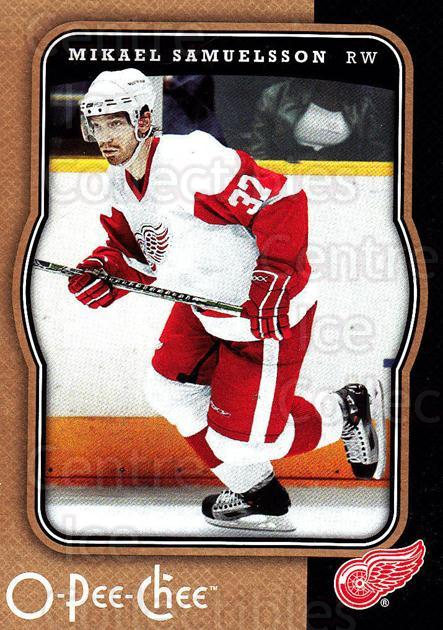 2007-08 O-Pee-Chee #183 Mikael Samuelsson<br/>3 In Stock - $1.00 each - <a href=https://centericecollectibles.foxycart.com/cart?name=2007-08%20O-Pee-Chee%20%23183%20Mikael%20Samuelss...&quantity_max=3&price=$1.00&code=135544 class=foxycart> Buy it now! </a>