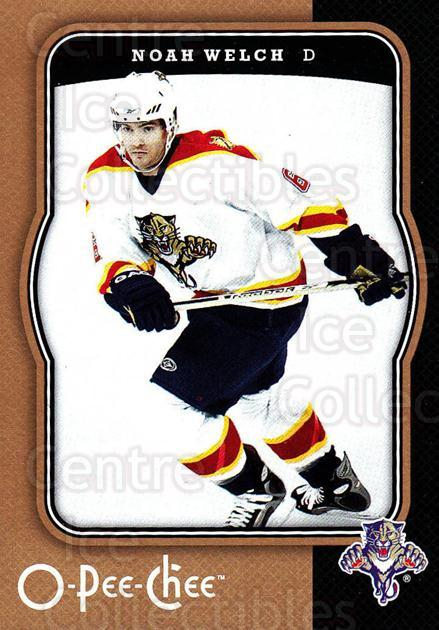 2007-08 O-Pee-Chee #214 Noah Welch<br/>3 In Stock - $1.00 each - <a href=https://centericecollectibles.foxycart.com/cart?name=2007-08%20O-Pee-Chee%20%23214%20Noah%20Welch...&quantity_max=3&price=$1.00&code=135579 class=foxycart> Buy it now! </a>